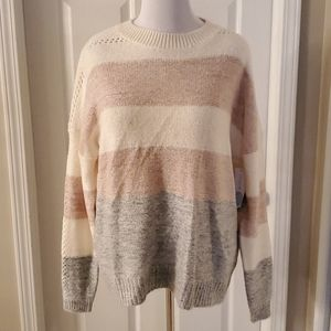 Beautifully detailed Fate Sweater NWT